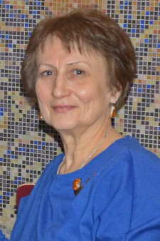 Ольга Максимовна Корчажкина